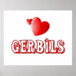 Gerbils Posters