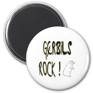 Gerbils Rock! Magnet