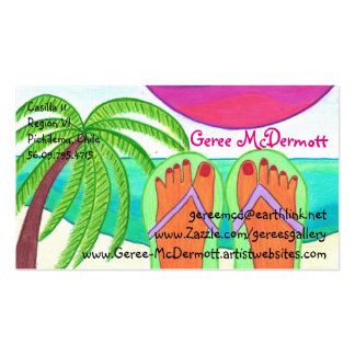 Geree's Business Cards