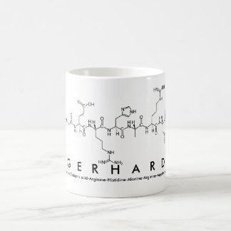 Gerhard peptide name mug