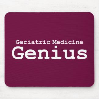 Geriatric Medicine Genius Gifts Mouse Pad