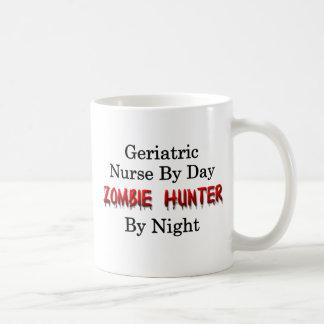 Geriatric Nurse/Zombie Hunter Coffee Mug