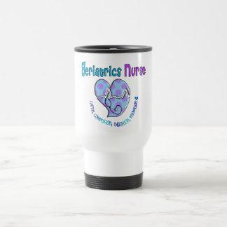 Geriatrics Nurse Gifts Travel Mug