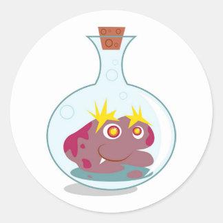 Germ Classic Round Sticker