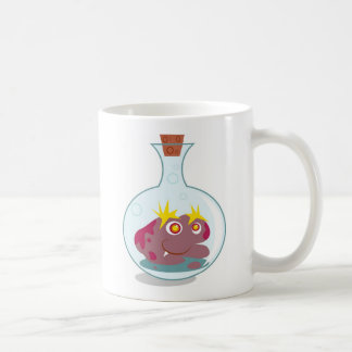 Germ Classic White Coffee Mug