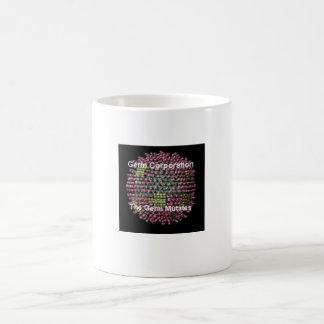 Germ Corporation Coffee Cup Classic White Coffee Mug