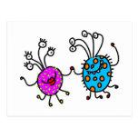 Germ Love Post Cards