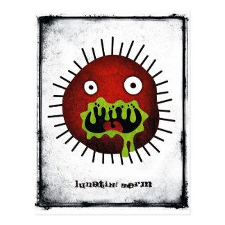 Germ lunatik! Postcard