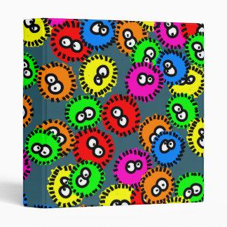 Germ Wallpaper 3 Ring Binders
