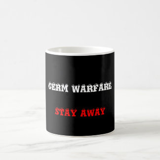 """Germ Warfare"">Humour on Mugs"