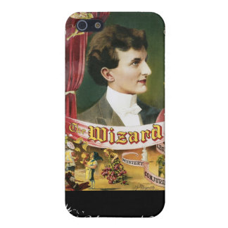 Germaine The Wizard ~ Magician Vintage Magic Act Cover For iPhone SE/5/5s