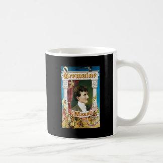 Germaine The Wizard ~ Magician Vintage Magic Act Mug