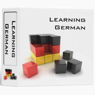 """German 2"""" Binder"""