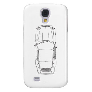 German air cooled glory galaxy s4 cover