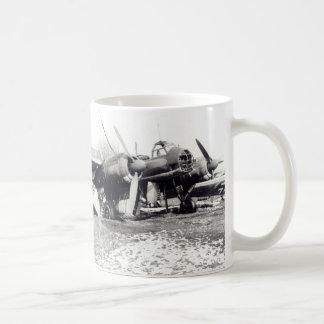 German Aircraft 2 Classic White Coffee Mug