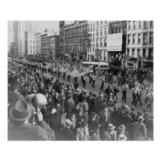 German American Bund New York NY 1939 Poster
