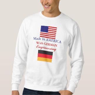 GERMAN American Heritage Family Tree Nationality Sweatshirt