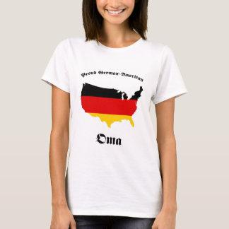 German American Oma - Granny - Grandmother T-Shirt
