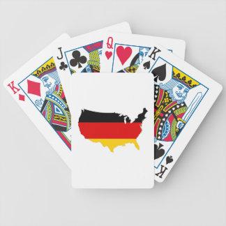 German American Deck Of Cards