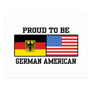 German American Postcard