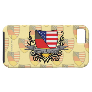 German-American Shield Flag iPhone 5 Cover