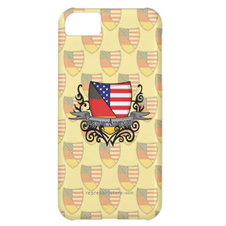 German-American Shield Flag iPhone 5C Covers