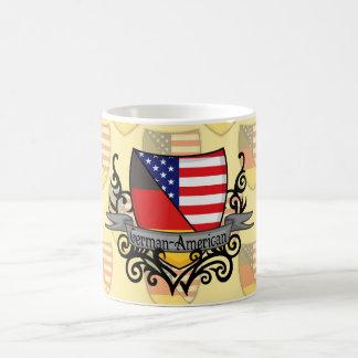 German-American Shield Flag Coffee Mug