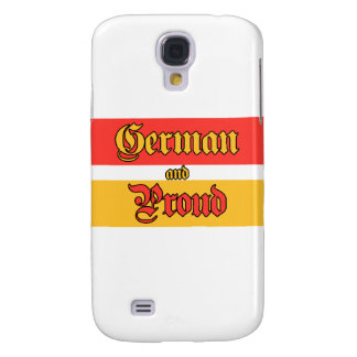 German and Proud Samsung Galaxy S4 Case