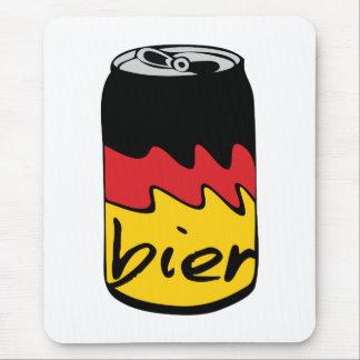 German Beer (Bier) Mouse Pad