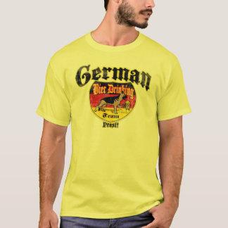 German Beer Drinking Team T-Shirt