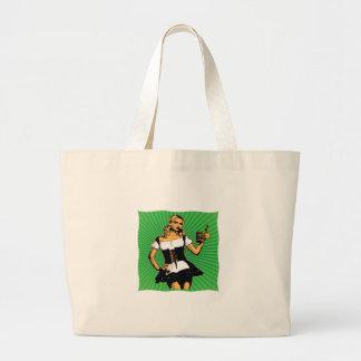 German Beer Girl Bags
