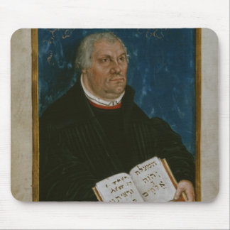German Bible of Luther's Translation, 1561 Mouse Pad