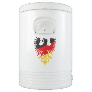 German Black Eagle Beverage Cooler