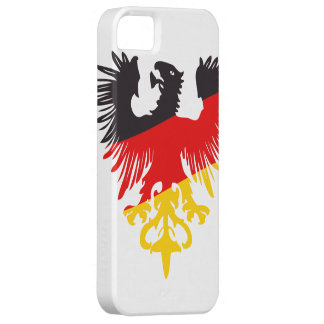 German Black Eagle iPhone SE/5/5s Case