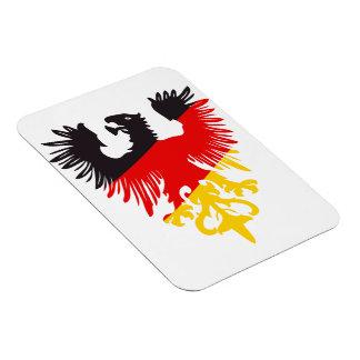 German Black Eagle Magnet