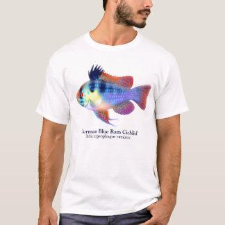 German Blue Ram Cichlid T-Shirt