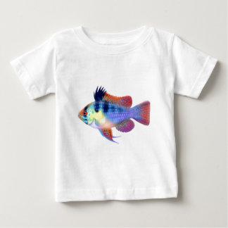 German Blue Ram Cichlid T-shirts