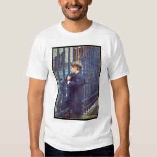"""German Boy"" EDUN LIVE Scion Kids Organic Essentia Tee Shirt"