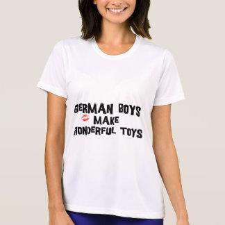 German Boys Make Wonderful Toys Tshirts