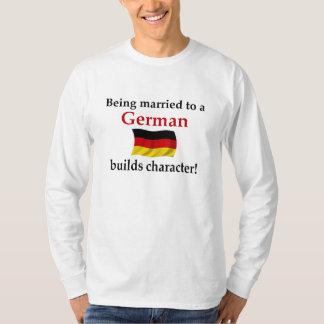 German Builds Character T-Shirt