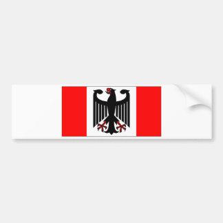 German Canadian Bumper Sticker