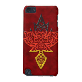 German Canadian Maple Leaf iPod Touch (5th Generation) Case