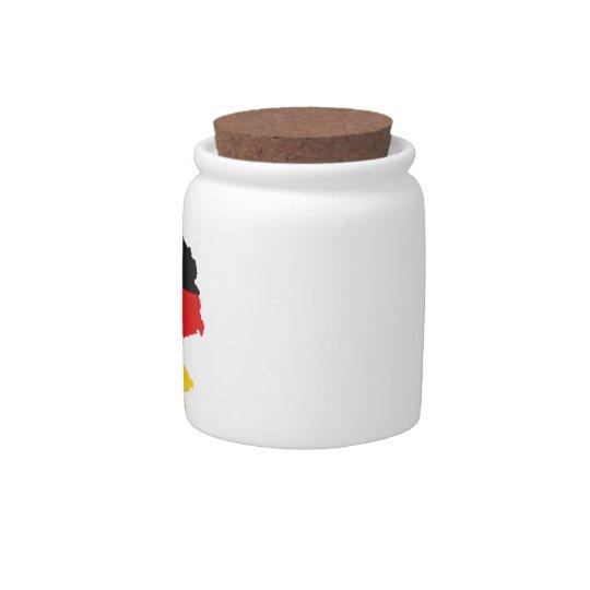 German Candy Jar
