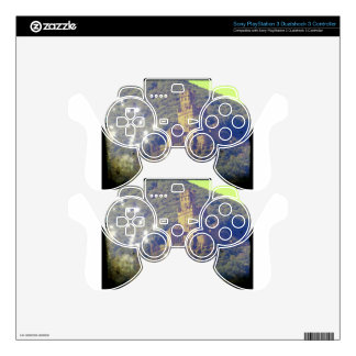 German Castle Decal For PS3 Controller