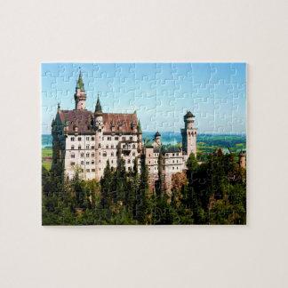 German Castle Puzzle