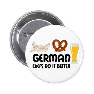 GERMAN CHEFS PINS