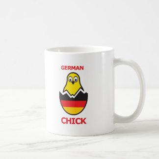 German Chick Mug