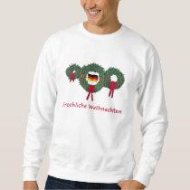 German Christmas 2 Sweatshirt
