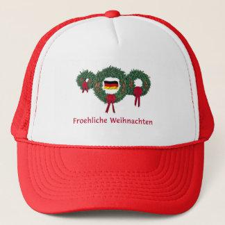 German Christmas 2 Trucker Hat