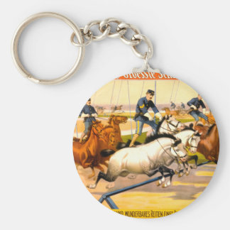 German Circus Advertisement Vintage 1900 Keychains